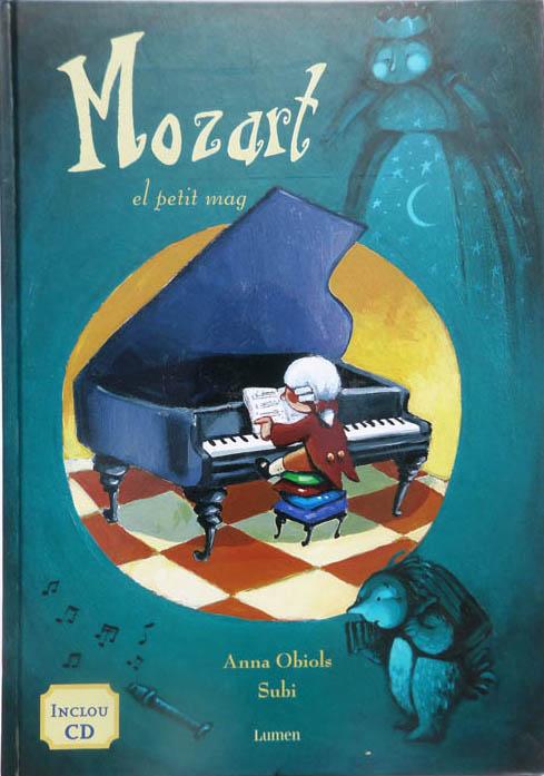 Mozart. El petit mag