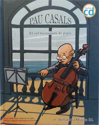 Pau Casals, El col·leccionista de pipes