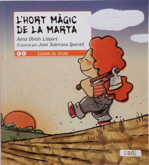 L'hort màgic de la Marta