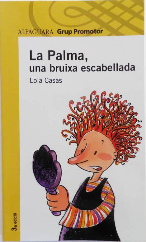 La Palma, una bruixa escabellada