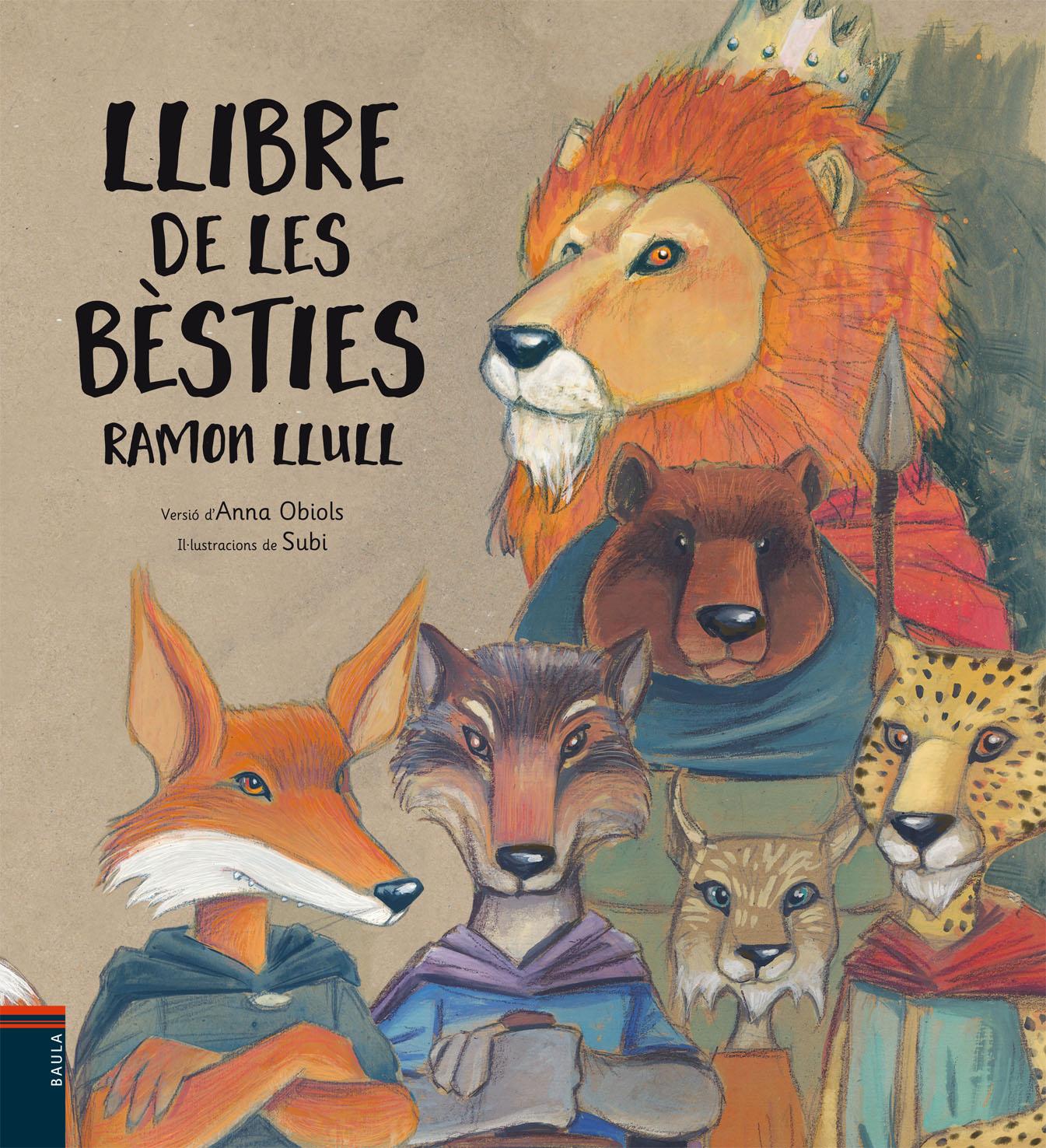 Llibre de les bèsties - Ramon Llull